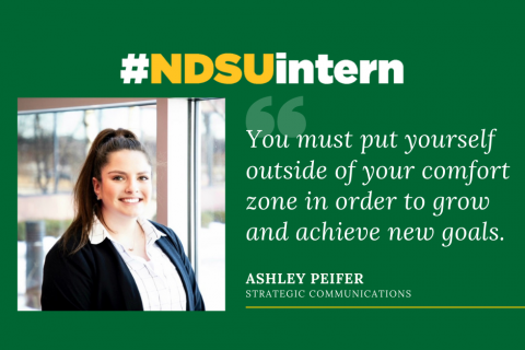 Ashley Peif#NDSUintern Spotlight (1)