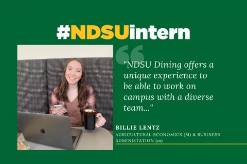 Billie Lentz #NDSUintern Spotlight (1)