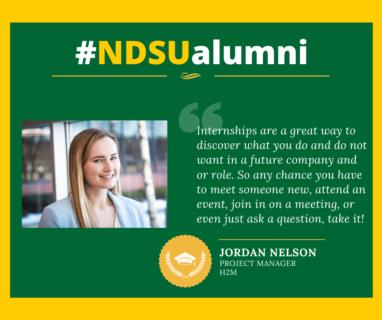 Jordan Nelson #NDSUalumni Spotlight