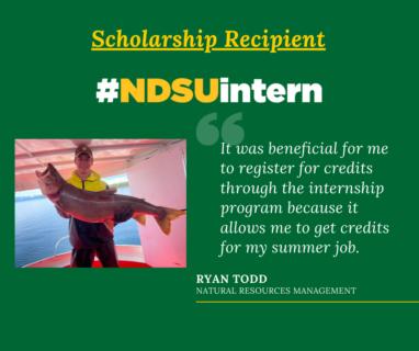 ryan #NDSUintern Spotlight (1)