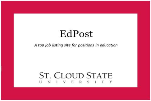 EdPost – Job Listings for Education