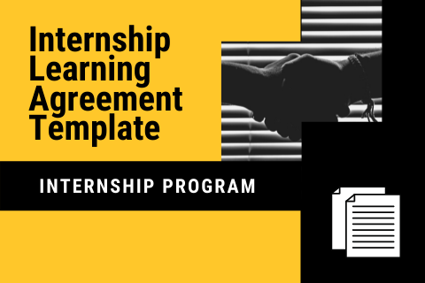 Internship Learning Agreement Template (1)