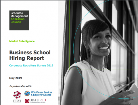 Business School Hiring Report – GMAC 2019