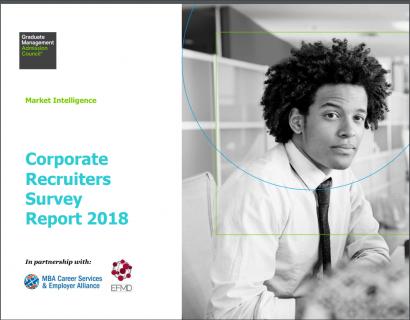 GMAC 2018 Corporate Recruiter's Survey Report