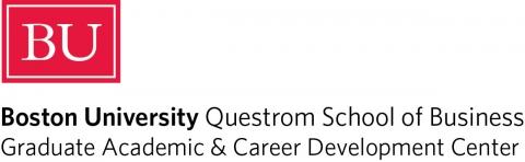 Questrom Graduate Center Career Services