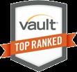 Vault Consulting 50 logo