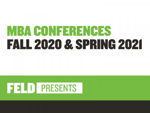 MBA Career Conferences – Fall 2020 & Spring 2021