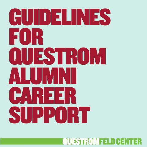 Questrom Alumni Career Services