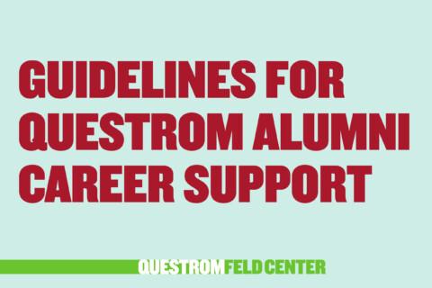 Questrom Alumni Career Services