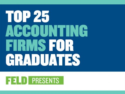 Top 25 Accounting Firms for Grad