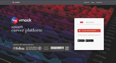 VMOCK: Smart Resume Platform