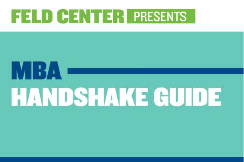 MBA Handshake Guide
