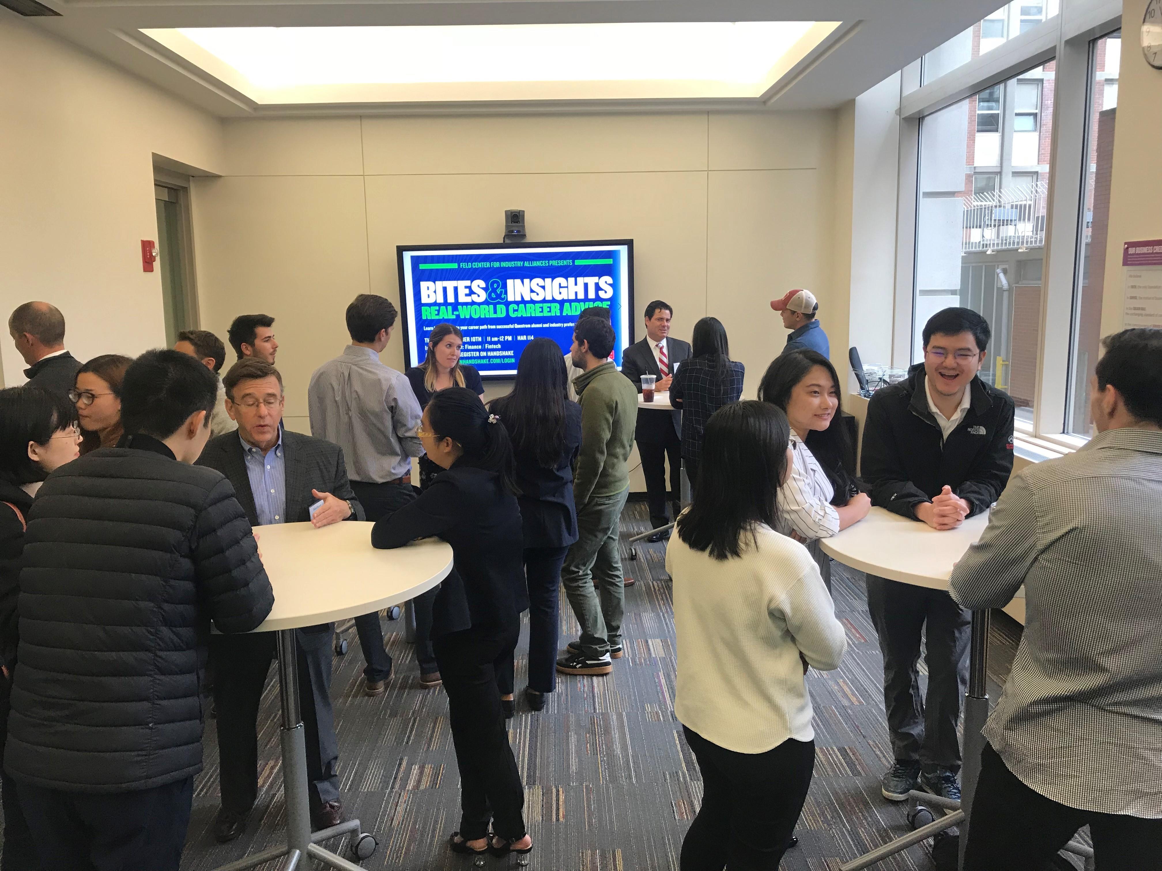 Bites & Insights: Finance – Feld Center | Questrom School ...
