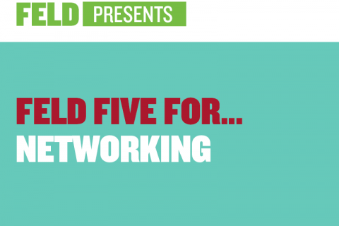Feld Five For Networking Cover Image