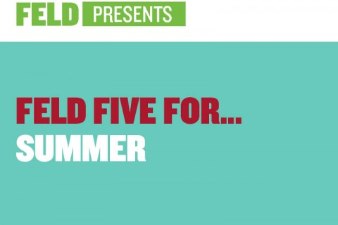 Feld Five For Summer Cover Image