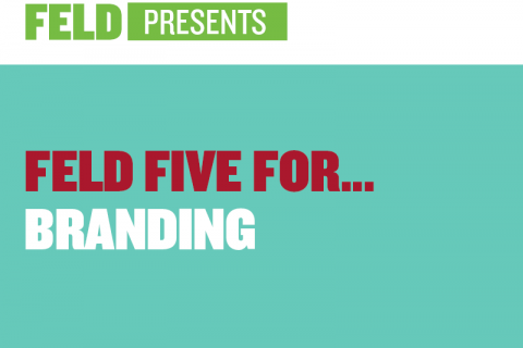 Feld Five for Branding Cover Image