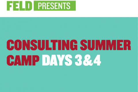 Consulting Summer Camp Cover Image (Days 3&4)