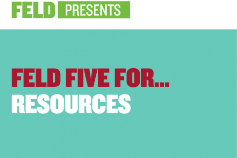 Feld Five For Resources Cover Image12