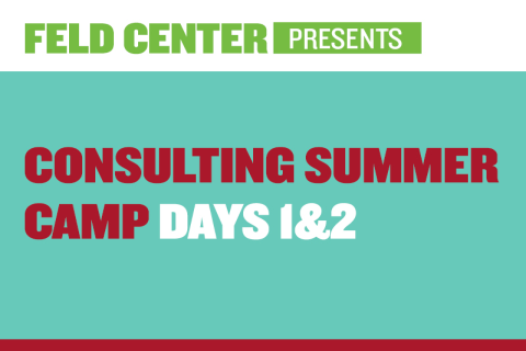 Consulting Summer Camp – Days 1 & 2
