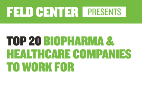 Top 20 Biopharma & Healthcare companies to work for Cover Image