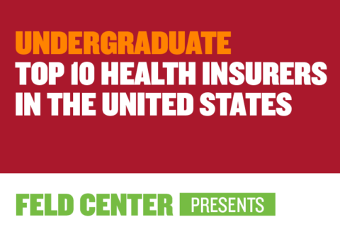 UG Top 10 Health Insurer in the US Cover Image