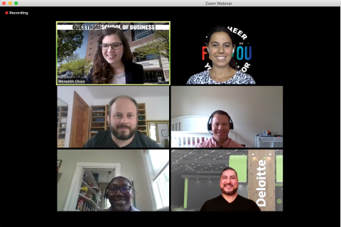 MBA Launch – Industry Recruiter Panel REcording – August 25, 2020