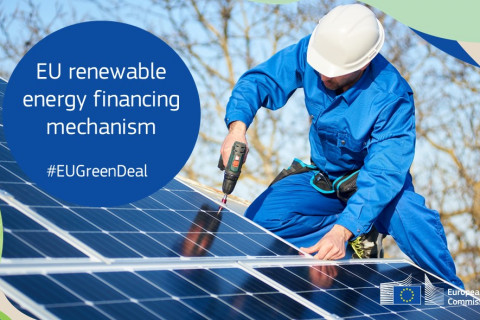 European Green Deal: New financing mechanism to boost renewable energy – European Commission thumbnail image