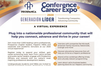 2020 Prospanica Conference and Career Expo