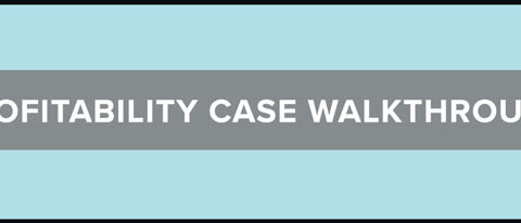 Profitability-Case-Walkthrough