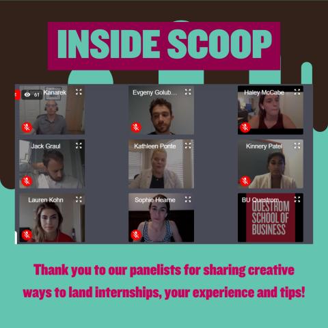 Recording – Inside Scoop