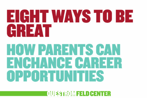 8 Ways to Be Great – Parent Network