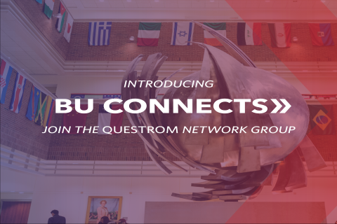 BU Connects & Questrom Network