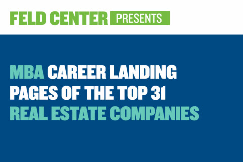 MBA Top 31 Largest Real Estate Companies According to Forbes