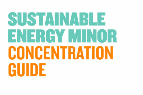 Sustainable Energy Minor Guide