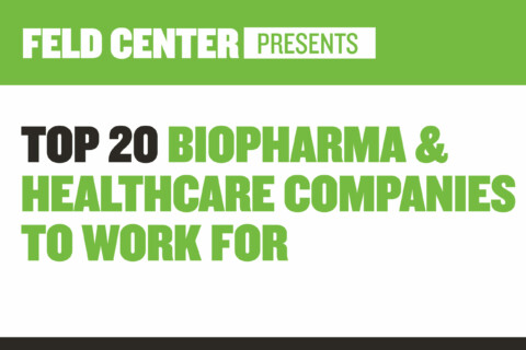 Top 20 Biopharmaceutical and Healthcare Companies to Work For