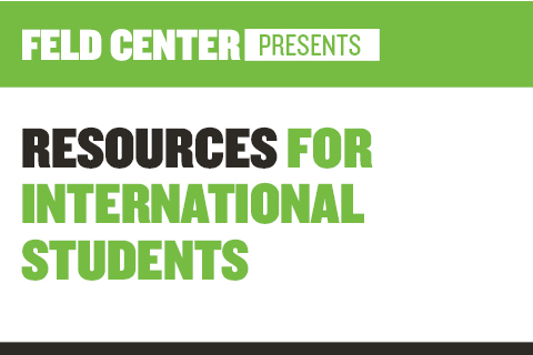 Resources for International Students (BU Center for Career Development)