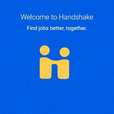 Handshake Online Job Board