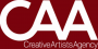 Creative Artists Agency (CAA) logo