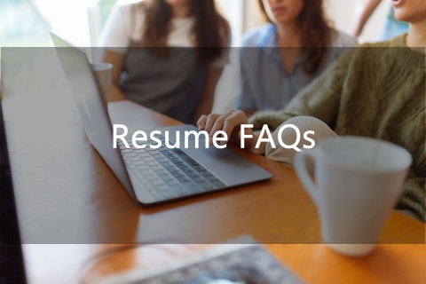 Frequently Asked Questions (FAQs) about Resume Writing