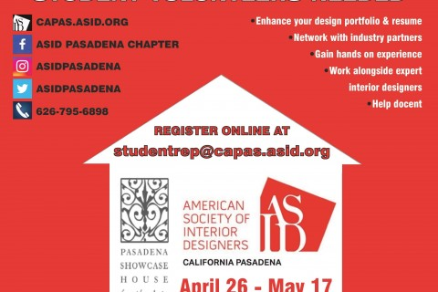 ASID – Showcase house flier
