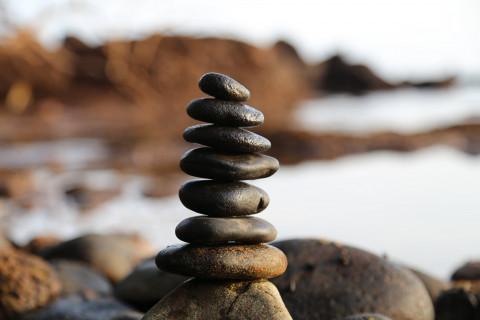 rocks zen