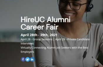 Hire UC Alumni Career Fair