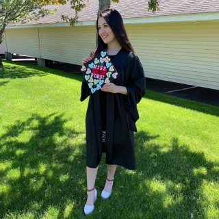 Alumni Profile: Alexandra D'Orsi, Sociology Class of 2018, MAT Class of 2019 photo