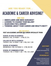 Academic and Career Advising Day