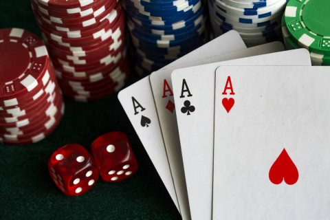 CAS 420 (HA):  Poker – Theory, Practice, and Culture
