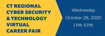 Career Fair: Connecticut Cybersecurity and Tech Expo (Virtual)