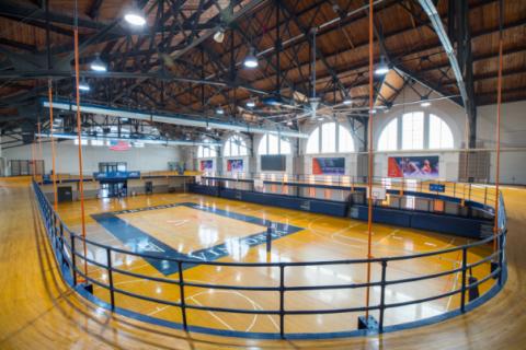 Memoral Gymnasium