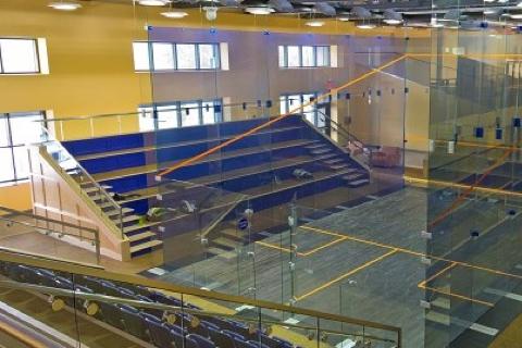 McArthur Squash Center