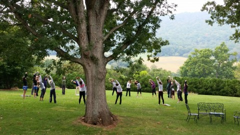 Mindfulness at the School of Nursing