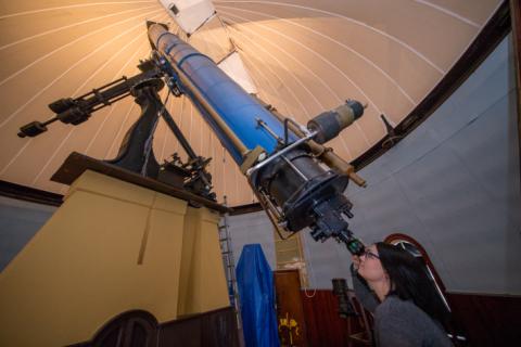 Minor: Astronomy